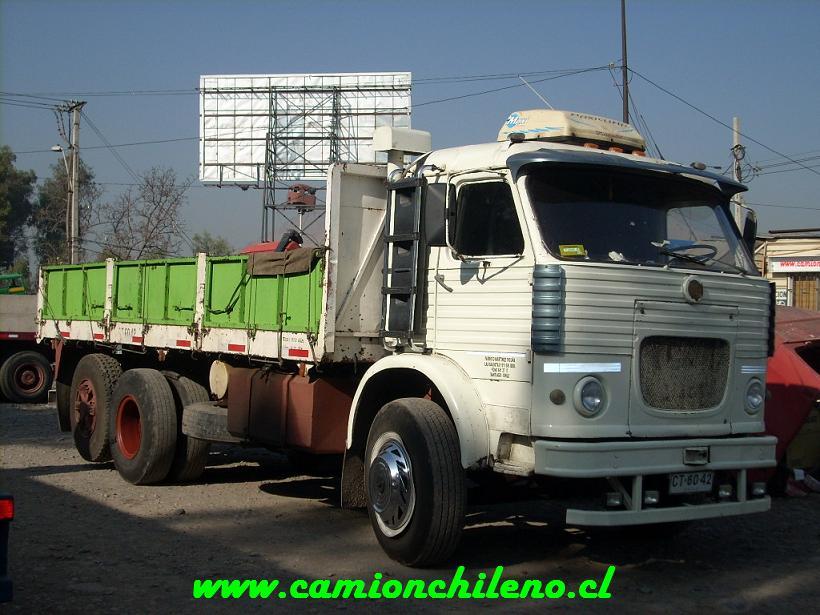 Camión Pegaso 1065 Internacional | « CamionChileno.cl