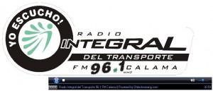 radio-integral