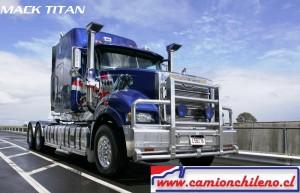 mack titan australia
