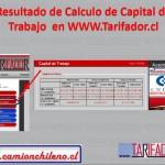 CAPITAL DE TRABAJO 8