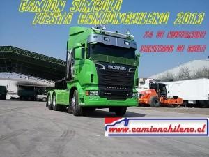 camion simbolo
