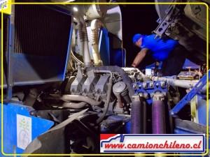 kamaz motor1