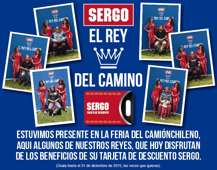 SERGO REY